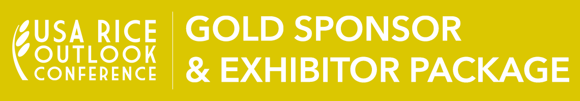 Gold with Standard Exhibit Booth